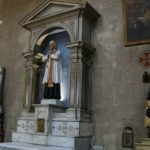 Les Saint(e)s de l'église Notre-Dame du port